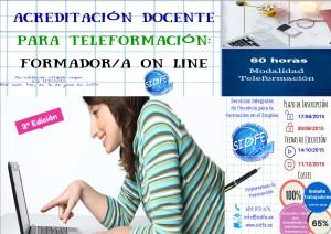 Acreditacion Teleformacion On Line 2ª Edición