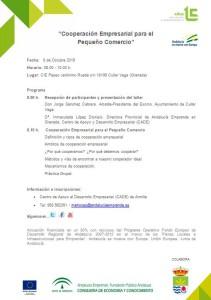 4. Cooperacion Empresarial. cartel